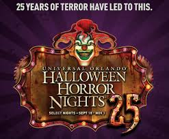 halloween horror nights florida 2016 halloween horror nights 25 map revealed u2013 orlando cosplay