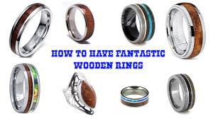 wooden metal rings images How to have fantastic wooden rings with minimal spending jpg