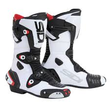 mc boots sidi mag 1 road race microfibre motorcycle bike mc boots ebay
