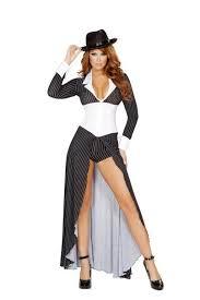 Halloween Costume Gangster Mafia Mama Gangster Woman Costume 65 99 Costume Land