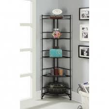 tall corner bookcase bookcase ideas