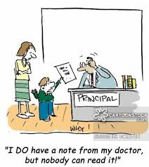 doctor u0027s notes cartoons and comics funny pictures from cartoonstock