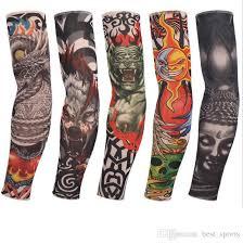 2017 cuffs flower arm cuff breathable sunscreen arm