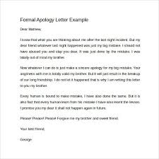 amazing humble apology letter contemporary resume samples