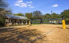 Spring Valley Apartments Austin by Riata Apartments Austin Tx Volleyball Court 02 Imt Residential