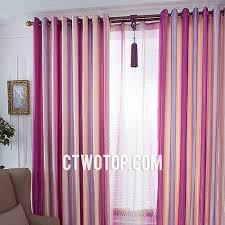 Pink Striped Curtains Organic Best Room Pink Lavender And Striped Curtains