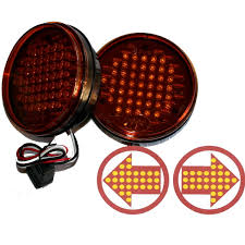 led lights for semi trucks 4 inch round special lights semi truck accessories