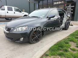 2008 lexus is 250 owners manual parting out 2008 lexus is 250 stock 4022bl tls auto recycling
