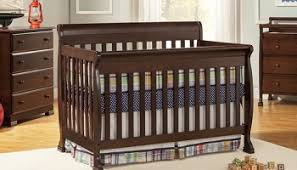 union 2 in 1 convertible mini baby cribs