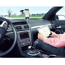 porta tablet auto caricatore da auto a due porte bianco micro usb e usb