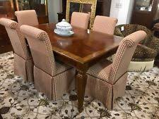 ebay ethan allen dining table furniture livingston dining table tables ethan allen incredible