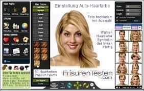 Frisuren Testen by Test Haarfarben Laden Sie Ihr Foto Versuchen Virtuelle