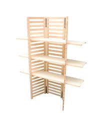 wooden shelving units 48 0