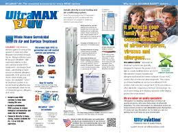 hvac uv light kit ultravation germicidal uv air treatment