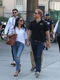 Meghan Markle Toronto Address by Meghan Markle And Prince Harry Hold Hands At The Invictus Games