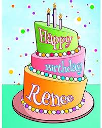 happy birthday book amazing deal on happy birthday renee personalized birthday book