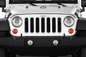 jeep grill sticker first look 2012 jeep wrangler arctic edition automobile magazine