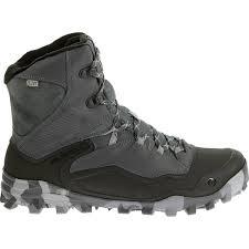 merrell men u0027s fraxion shell 8 waterproof boots monument