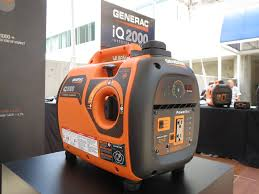 generac iq quietest portable rv generator ever