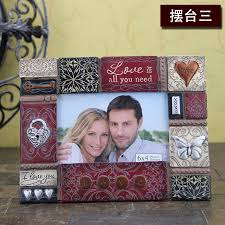 get cheap personalized photo frame ornaments aliexpress