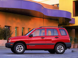 chevrolet tracker 2001 pictures information u0026 specs