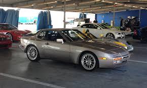 porsche 944 tuned 1988 porsche 944 turbo s silver m tune fikse rennlist