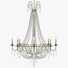 Chandelier Company Currey And Company Versailles Chandelier 9876 3d Model Max Obj Fbx Mtl