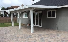 Backyard Awning Patio Awning And Carport Contstruction Fontana Ca