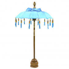 34 turquoise tabletop bali umbrella 403088 wholesale wedding