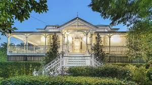 Traditional Queenslander Floor Plan She U0027s Cool Classy And An Icon Queenslander For Sale The