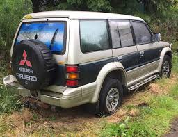 mitsubishi outlander off road mitsubishi pajero shogun lwb 4x4 spares repairs off road