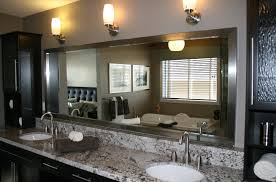 diy bathroom mirror ideas diy wood frame bathroom mirror and diy bathroom mirror frame tile