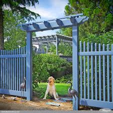 fence stunning design wood fence paint colors surprising ideas