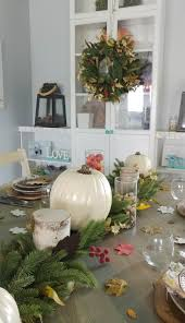 nature and rustic inspired fall tablescape u2022 our house now a home