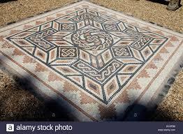 Fishbourne Roman Palace Floor Plan by Mosaic On The Floor Stock Photos U0026 Mosaic On The Floor Stock
