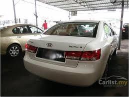 2009 hyundai sonata reviews hyundai sonata 2009 2 4 in perak automatic sedan white for rm