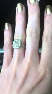 my wedding ring my engagement ring