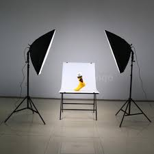 Photography Studio Andoer Softbox Light Stand Bulb Compact Led Photography Studio