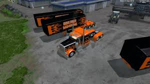 volvo truck trailer grave digger truck trailer volvo truck trailer by eagle355th