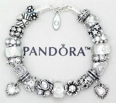 ebay jewelry silver charm bracelet images Pandora 590700hv silver charm bracelet with lobster clasp ebay jpg