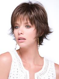 shag hairstyle for fine hair and round face 16 sassy short haircuts for fine hair