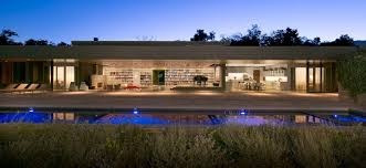 Ranch House Ojai by A Closer Look At The Secluded Wall House Designed By Johnson Fain