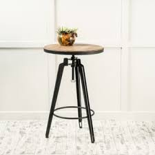 Rustic Bar Table Rustic Bar Pub Tables For Less Overstock