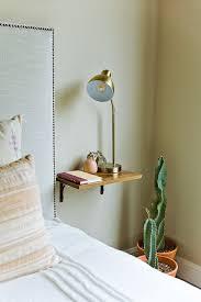 bedside l ideas best 25 bedside shelf ideas on pinterest small bedroom storage