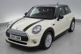 used mini hatch 2014 for sale motors co uk