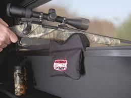 blind window gun rest deer and hunting pinterest guns and window
