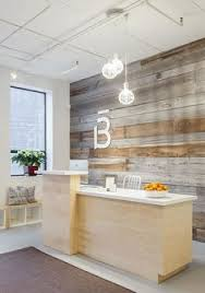 Industrial Reception Desk Image Result For Reception Desk Corrugated Metal Siding The Mom