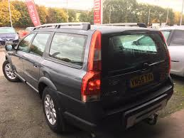 volvo jeep 2006 used volvo xc70 for sale rac cars
