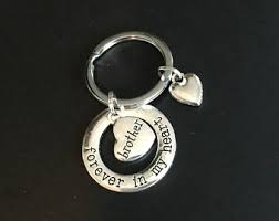 Remembrance Keychain Remembrance Keychain Always In My Heart Memorial Sympathy
