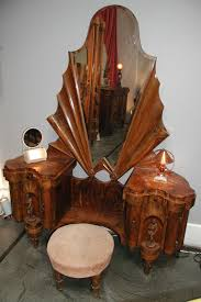 art deco vanity such a beautiful piece clean lines and details